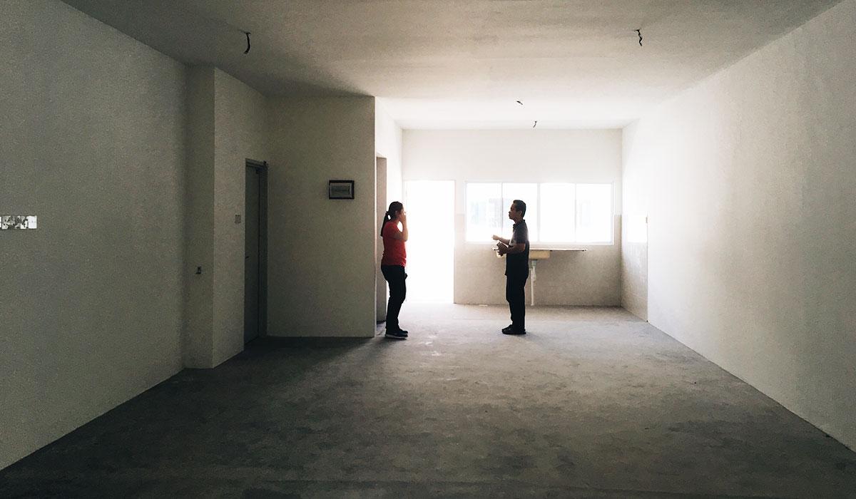 Appartement sans locataire